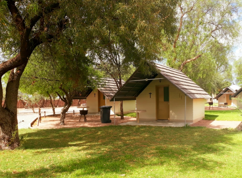 Cabin Accommodation, Eastgate Namibia