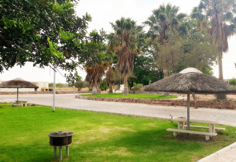 Camping Accommodation Eastgate Namibia